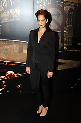 Ruth Wilson during the Crime Thriller Awards. London, United Kingdom. Thursday, 24th October 2013. Picture by Chris Joseph / i-Images