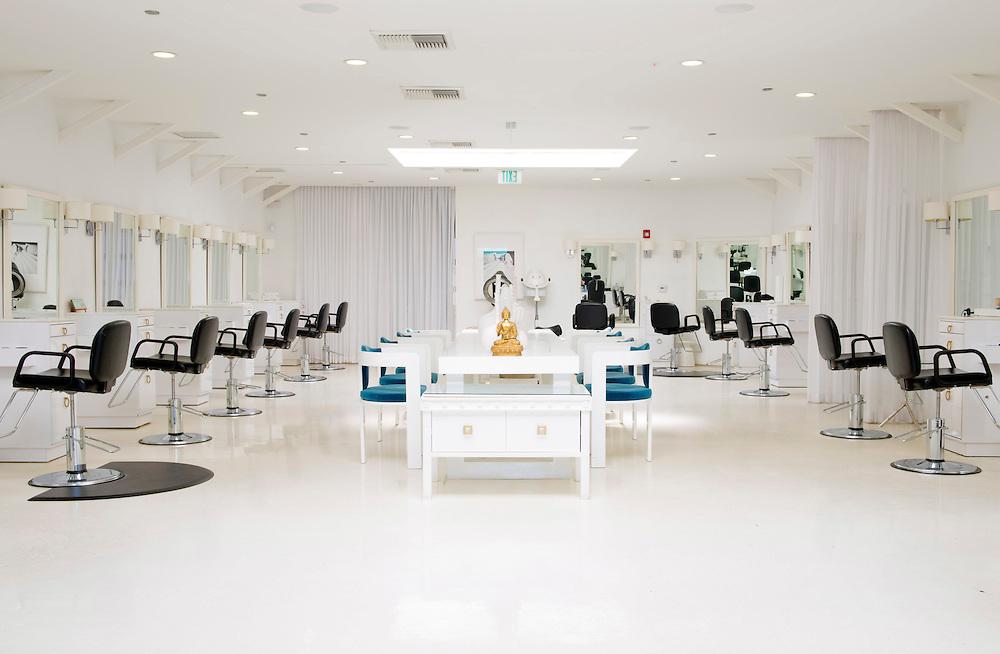 Byron Williams Salon in Beverly Hills,California