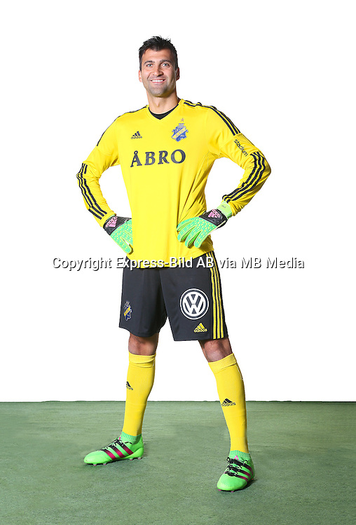Kyriakos Stamatopoulos<br /> Helfigur<br /> @Leverans<br /> Allsvenskan 2016<br /> Fotboll