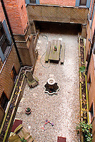 Courtyard at 203 West 112th Street