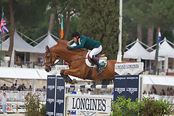 Hanley Cameron (IRL) - Southwind VDL<br /> FEI Nations Cup Rome 2011<br /> © Dirk Caremans