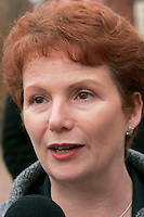 Hazel Blears MP (Labour Salford) Minister of State for Crime Reduction, Policing, Community Safety and Counter-Terrorism...© Martin Jenkinson, tel 0114 258 6808 mobile 07831 189363 email martin@pressphotos.co.uk. Copyright Designs & Patents Act 1988, moral rights asserted credit required. No part of this photo to be stored, reproduced, manipulated or transmitted to third parties by any means without prior written permission