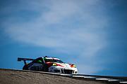 September 21-24, 2017: IMSA Weathertech at Laguna Seca. 54 CORE autosport, Porsche 911 GT3 R, Jonathan Bennett, Colin Braun, Nic Jonsson, Patrick Long
