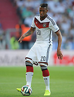 Fotball<br /> Tyskland v Armenia<br /> 06.06.2014<br /> Foto: Witters/Digitalsport<br /> NORWAY ONLY<br /> <br /> Jerome Boateng (Deutschland)<br /> Fussball, Testspiel, Deutschland - Armenien 6:1