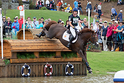 Pinedo Sendagorta Maria, ESP, Carriem van Colen Z<br /> World Equestrian Games - Tryon 2018<br /> © Hippo Foto - Dirk Caremans<br /> 15/09/2018