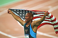 GREENE, Maurice                                 Leichtathletik 100m Lauf  USA<br />                                                           Olympia 2000