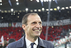 May 19, 2019 - Turin, Piedmont, Italy - Massimiliano Allegri during the Serie A football match between Juventus FC and Atalanta BC at Allianz Stadium on May 19, 2019 in Turin, Italy. (Credit Image: © Massimiliano Ferraro/NurPhoto via ZUMA Press)