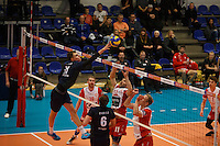 Volleyball Final 4 2015<br /> Marienlyst - Ishøj<br /> Frederiksberg Hallerne<br /> <br /> Fotograf: Morten Olsen