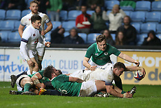 Natwest Under 20's Six Nations - March 2018