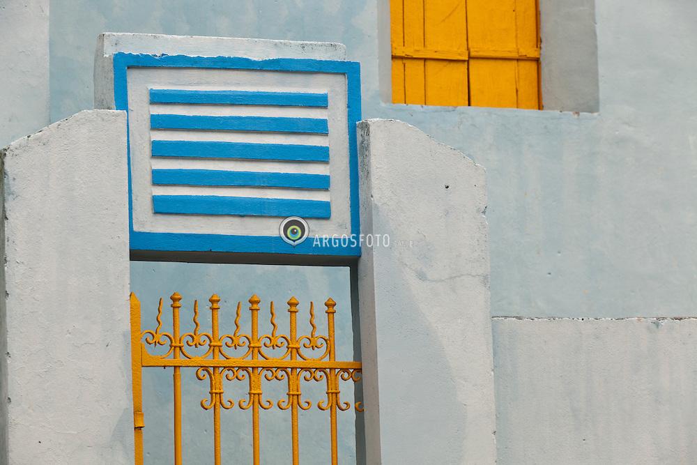 Arquitetura de Triunfo-PE, cidade turistica no sertao do Pajeu. Detalhe da Igreja do Rosario / Architecture of Triunfo, a historic town in Pernambuco, Brazil. Rosario Church.