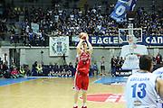 Red October Cantù VS Consultinvest Pesaro LBA serie A 3^ giornata stagione 2016/2017 Desio 16/10/2016<br /> <br /> Nella foto: Zavackas Donatas