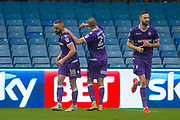 Bolton Wanderers midfielder Darren Pratley (21) gestures towards the Bolton fans during the EFL Sky Bet Championship match between Sheffield Wednesday and Bolton Wanderers at Hillsborough, Sheffield, England on 10 March 2018. Picture by Craig Zadoroznyj.