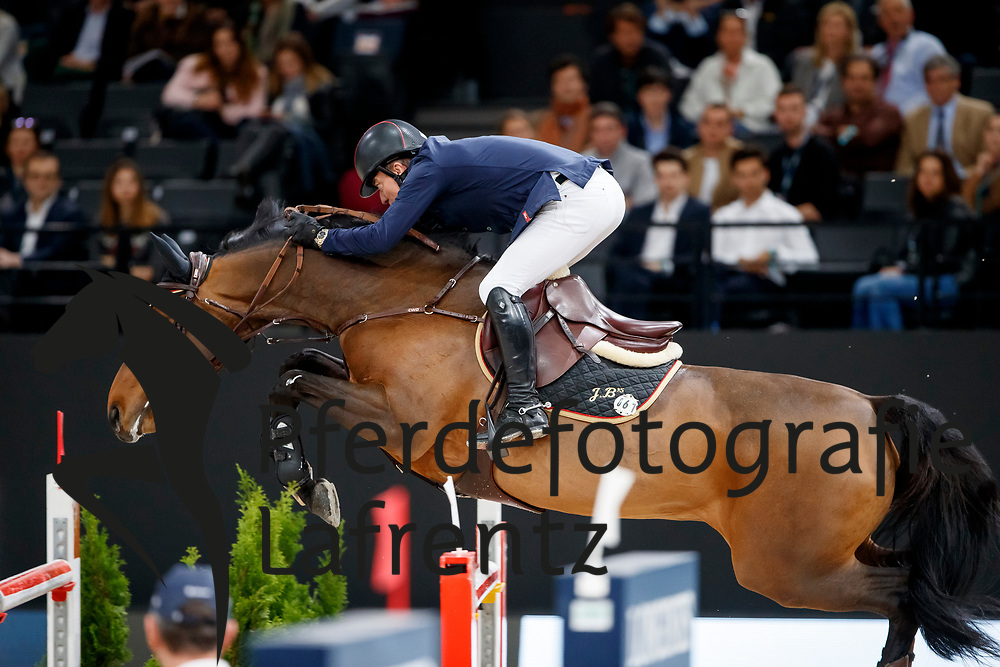 WHITAKER Michael (GBR), JB's Hot Stuff<br />