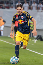 09.05.2018, Woerthersee Stadion, Klagenfurt, AUT, OeFB Uniqa Cup, SK Puntigamer Sturm Graz vs FC Red Bull Salzburg, Finale, im Bild Patrick Farkas (FC Red Bull Salzburg) // during the final match of the ÖFB Uniqa Cup between SK Puntigamer Sturm Graz and FC Red Bull Salzburg at the Woerthersee Stadion in Klagenfurt, Austria on 2018/05/09. EXPA Pictures © 2018, PhotoCredit: EXPA/ Johann Groder