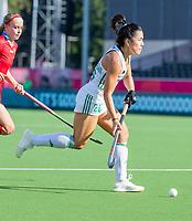 ANTWERPEN -  Ireland-Russia (3-2) . Belfius Eurohockey Championship (women) hockey. Anna O'Flanagan (Irl)   WSP/ KOEN SUYK