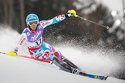 17.02.2013, Planai, Schladming, AUT, FIS Weltmeisterschaften Ski Alpin, Slalom, Herren, 1. Durchgang, im Bild Steve Missillier (FRA) // Steve Missillier of France in action during 1st run of the mensSlalom at the FIS Ski World Championships 2013 at the Planai Course, Schladming, Austria on 2013/02/17. EXPA Pictures © 2013, PhotoCredit: EXPA/ Johann Groder