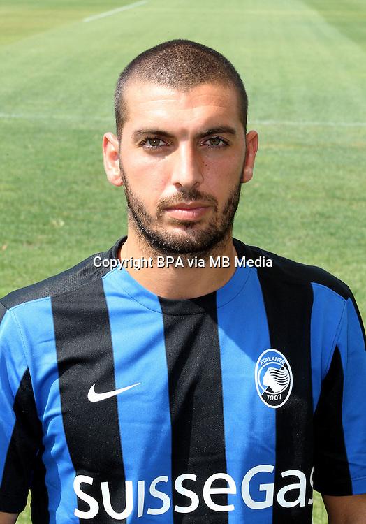 Italian League Serie A -2015-2016 / <br /> ( Atalanta Bergamasca Calcio ) <br /> Guido Marilungo