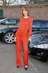 SIENNA GUILLORY at a VIP dinner hosted by Maserati following the unveiling of the new Maserati 'Quattroporte' at The Hurlingham Club, London on 17th April 2013.