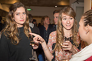 PANDORA MOLONEY; MARGUERITA SOLAINI, Henry Hudson: The Rise and Fall of Young Sen – The Contemporary Artist's Progress - private view. S2,  Sothebys 31 St George Street, London