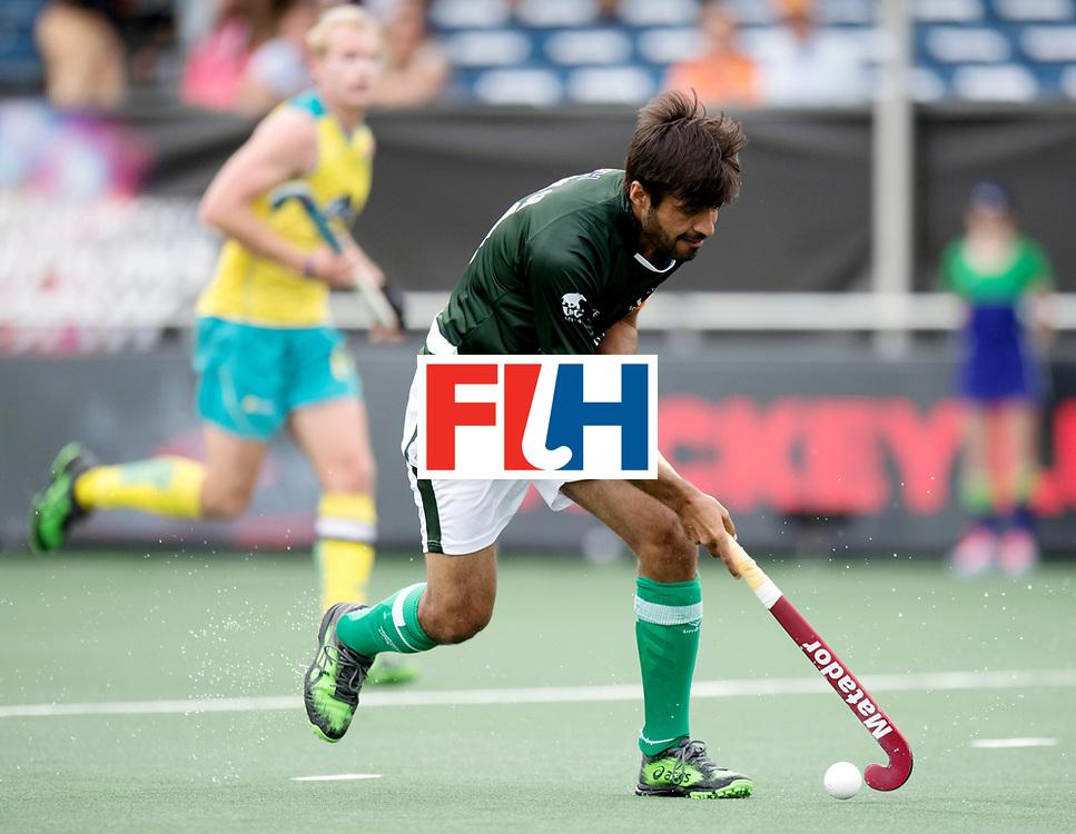BREDA - Rabobank Hockey Champions Trophy<br /> Australia - Pakistan<br /> Photo: RIZWAN Muhammad.<br /> COPYRIGHT WORLDSPORTPICS FRANK UIJLENBROEK