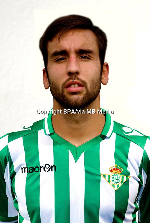"""José Antonio Delgado, """"Nono"""" ( Real Betis )"""