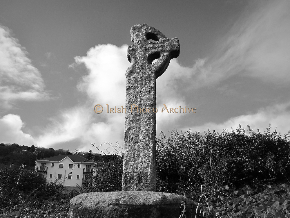 Kilgobbin Cross, Stepaside, Co. Dublin, Ireland, 10th century AD