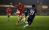 Crawley Town v Southend United 20/11/2018