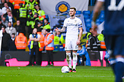 Leeds United defender Liam Cooper (6) in action during the EFL Sky Bet Championship match between Leeds United and Huddersfield Town at Elland Road, Leeds, England on 7 March 2020.