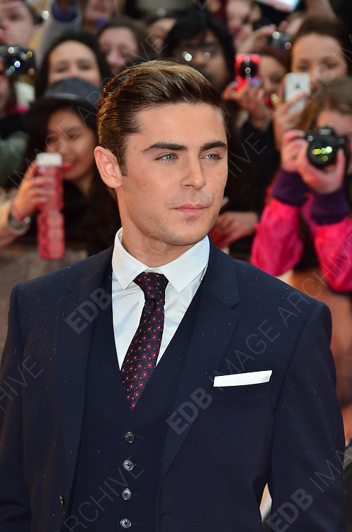 23.APRIL.2012. LONDON<br /> <br /> ZAC EFRON AT THE PREMIERE OF THE LUCKY ONE AT THE CHELSEA CINEMA, KINGS ROAD, CHELSEA<br /> <br /> BYLINE: EDBIMAGEARCHIVE.COM<br /> <br /> *THIS IMAGE IS STRICTLY FOR UK NEWSPAPERS AND MAGAZINES ONLY*<br /> *FOR WORLD WIDE SALES AND WEB USE PLEASE CONTACT EDBIMAGEARCHIVE - 0208 954 5968*