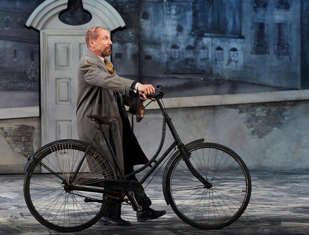 23nd June 2017.Il Turco in Italia, Rossini  at Garsignton Opera. <br /> <br /> Don Geronio - Geoffrey Dolton