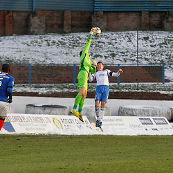 Cowdenbeath v Queen of the South | Scottish Championship | 31 January 2015