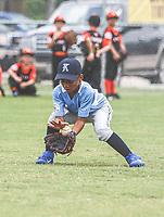 Kingwood Mustangs Baseball All Star Team played in Deer Park Saturday June 22, 2019. Photos by David Duncan Photography