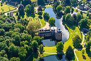 Nederland, Gelderland, Arnhem, 29-05-2019; Velp. Rozendaal, Kasteel en park Rosendael. In de Oranjerie een restaurant.<br /> Rozendaal, Castle and park Rosendael. <br /> <br /> luchtfoto (toeslag op standard tarieven);<br /> aerial photo (additional fee required);<br /> copyright foto/photo Siebe Swart