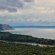 """North Bar Lake and Empire Bluff""<br />