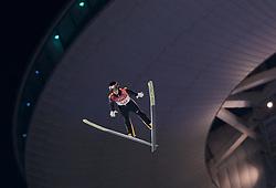16.02.2018, Alpensia Ski Jumping Centre, Pyeongchang, KOR, PyeongChang 2018, Skisprung, Herren, Großschanze, im Bild Junshiro Kobayashi (JPN) // Junshiro Kobayashi of Japan during the men's large hill individual skijumping of the Pyeongchang 2018 Winter Olympic Games at the Alpensia Ski Jumping Centre in Pyeongchang, South Korea on 2018/02/16. EXPA Pictures © 2018, PhotoCredit: EXPA/ Johann Groder