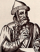 Germany, Johannes Gutenberg, 1398-1468 AD