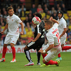 Watford v Seville | Pre-season Friendly | 31 July 2015