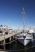 Hobart, Tasmania, Australia Victoria Dock