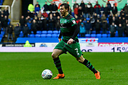 Luke Freeman (7) of Queens Park Rangers during the EFL Sky Bet Championship match between Reading and Queens Park Rangers at the Madejski Stadium, Reading, England on 30 March 2018. Picture by Graham Hunt.