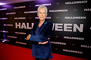 Jamie Lee Curtis pictured at the Irish premiere of Halloween at the Light House Cinema Dublin.  Picture Andres Poveda