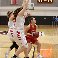 Women's Basketball: Ripon College Red Hawks vs. Monmouth College (Illinois) Scots