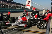 Helio Castroneves, Toyota Indy 300, Homestead Miami Speedway, Homestead, FL USA, 3/26/2006