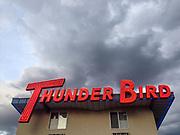 Thunder Bird motel in Missoula.