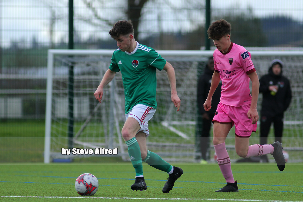 Cork City v Wexford / U19 Airtricity League Southern Division / 16.3.19 /  Lakewood FC, Co. Cork / <br /> <br /> Copyright Steve Alfred/photos.extratime.ie/pitchsidephoto.com 2019