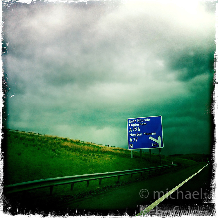 A77..Hipstamatic images taken on an Apple iPhone..©Michael Schofield.