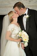 Wedding of Lisa Jordan and Nick Woodfield held at the Anderson House, Society of the Cincinnati in Washington DC