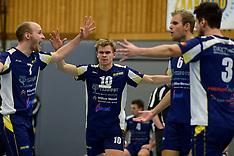 20140126 NED: Zaanstad - Landstede Volleybal, Zaanstad