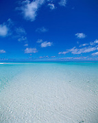 Ocean, French Polynesia<br />