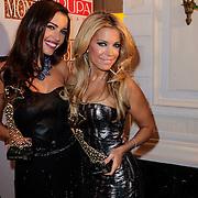 NLD/Amsterdam/20121112 - Beau Monde Awards 2012, Yolanthe Sneijder-Cabau van Kasbergen  en Sylvie van der Vaart