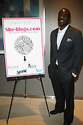 Kwame Jackson at The She-Blogs Launch Party sponsored by Belevedere Vodka and held at Saks Fifth Avenue on July 23, 2009 in New York City..Founded by Allyson Leakes, She-blogs.com is an empowerment blog geared to inspire women to reach fro their dreams and to help them realize that they can lead happy, balance and fulfiling lives